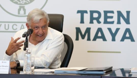 """Académicos piden a AMLO no hacer un """"desastre ecológico"""" con megaobras como el Tren"""