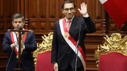 Perú tiene un nuevo presidente: Martín