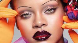 Rihanna va-t-elle relancer la mode des sourcils fins avec sa couverture de