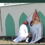 Urinating In Public Is An Age Old Tradition, Says BJP Minister Who Relieved Himself Near A Campaign Poster In