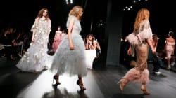 Les mannequins devront avoir des espaces protégés pour se changer à la Fashion Week de New