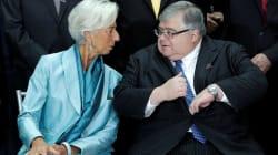 El FMI bajó previsión del PIB de México por el