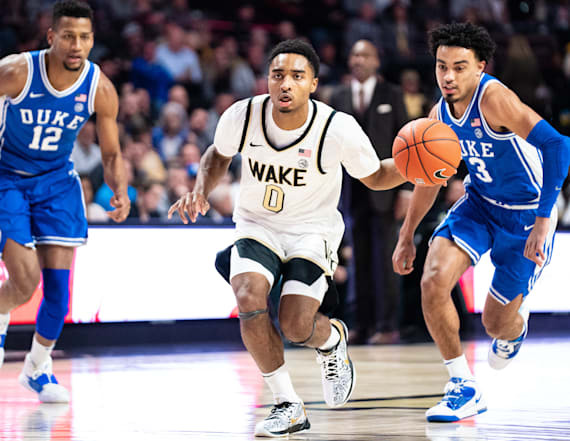 Chaos in college basketball as Duke suffers loss