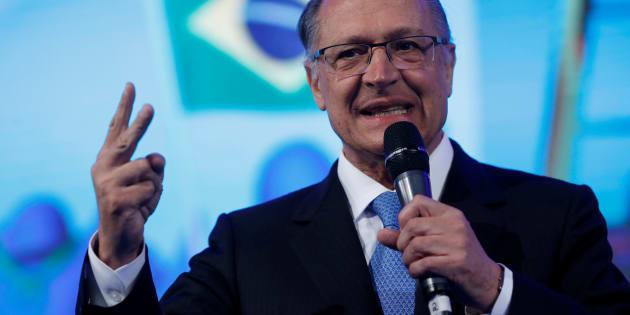 Geraldo Alckmin quer votos do Nordeste, região onde 50% das intenções de voto são para Luiz Inácio Lula da Silva.