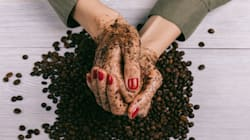 Making Your Own Coffee Body Scrub Is Actually Crazy