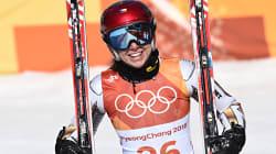 Ester Ledecka vince l'oro nello sci alpino e si chiede: