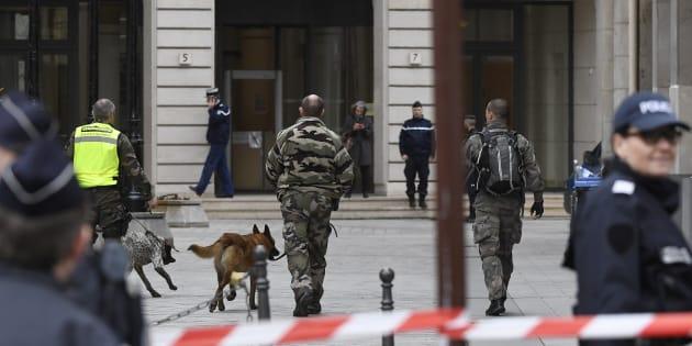 Le pôle financier du tribunal de Paris évacué après une alerte à la bombe