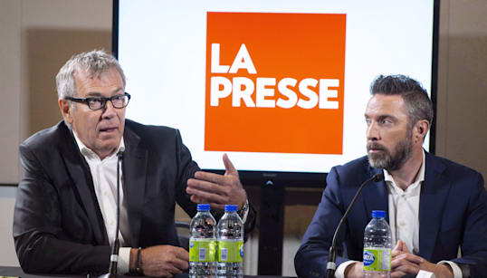 Montreal's La Presse Adopts Not-For-Profit