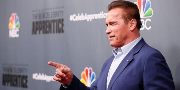 "Arnold Schwarzenegger va quitter l'émission de Donald Trump ""The Apprentice"""