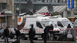 Le seul suspect remis en liberté, l'auteur de l'attentat de Berlin court