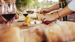 Aprender a servir vino y queso como un