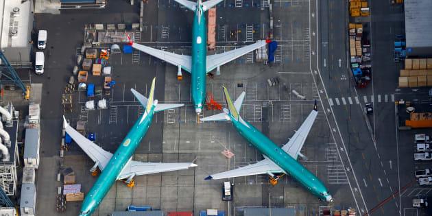 Tous les Boeing 737 MAX seront désormais équipés d'un signal d'alerte