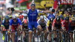 L'Allemand Marcel Kittel remporte la deuxième étape du