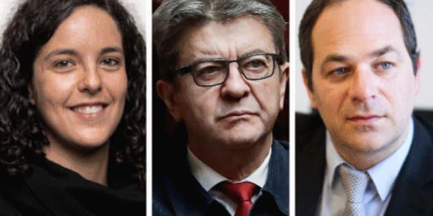 Manon Aubry sera la tête de liste de La France insoumise, le mouvement de Jean-Luc Mélenchon, pour les élections européennes. L'ex-socialiste Emmanuel Maurel y figure aussi.