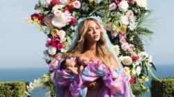 Les surprenantes théories des fans sur les prénoms des jumeaux de Beyoncé et