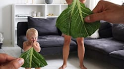 Cette famille adore s'habiller en fruits et