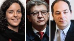 Manon Aubry, tête de liste France insoumise aux