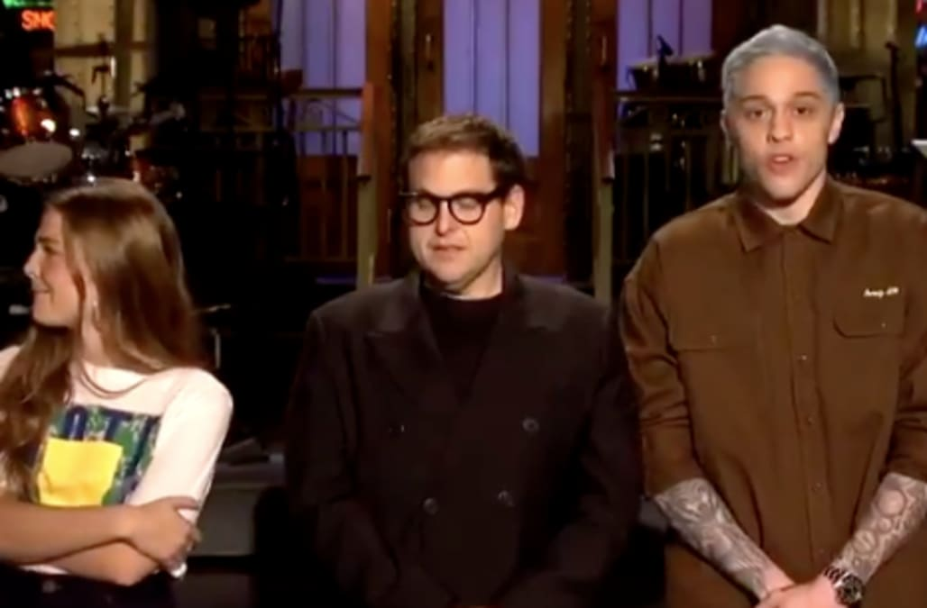 Ariana Grande Did Not Like Pete Davidson S Marriage Joke At All
