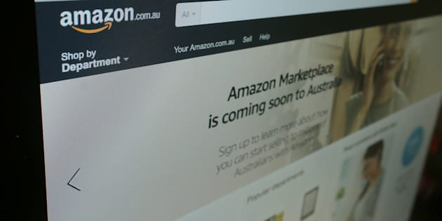 Amazon's online marketplace will open on Thursday.