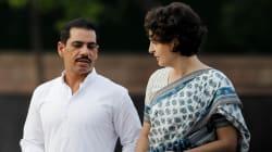 Priyanka Gandhi Says No Relationship With Husband Robert Vadra's