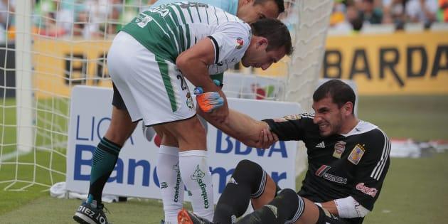 Santos dio la gran sorpresa derribando al campeón de la Liga Mx.