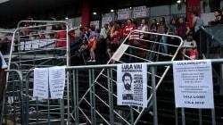Brésil: l'ex-président Lula s'est rendu à la
