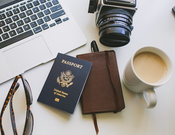 9 chic ways to carry your passport in style