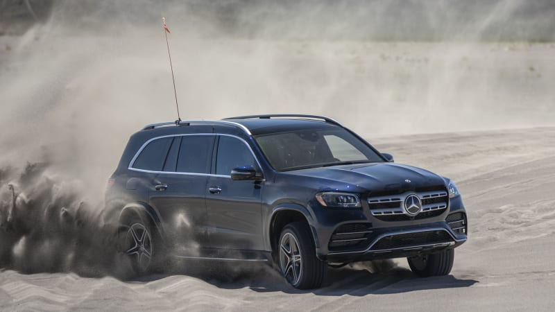 2020 Mercedes-Benz GLS 580 First Ride Review | What's new