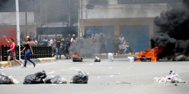 Voici pourquoi on ne peut pas encore parler de guerre civile au Venezuela.