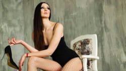 脚の長さ132センチ ロシア人の女性モデルがギネスで「世界一」認定