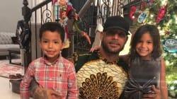Booba a pu fêter Noël avec ses enfants malgré le vol de ses papiers
