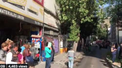 📷 EN FOTOS: Alerta por sismo de 5.2 en Guerrero y