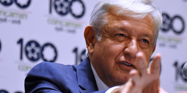 Andrés Manuel López Obrador.