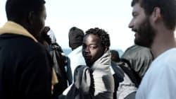 608 de los 629 migrantes del 'Aquarius' han pedido asilo y 15 serán