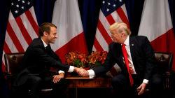 La petite leçon d'Emmanuel Macron à Donald Trump sur l'usage de