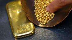 100% oro justo de minas de Perú y Colombia para esta casa de alta