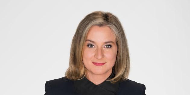La journaliste Emmanuelle Latraverse quitte Radio-Canada
