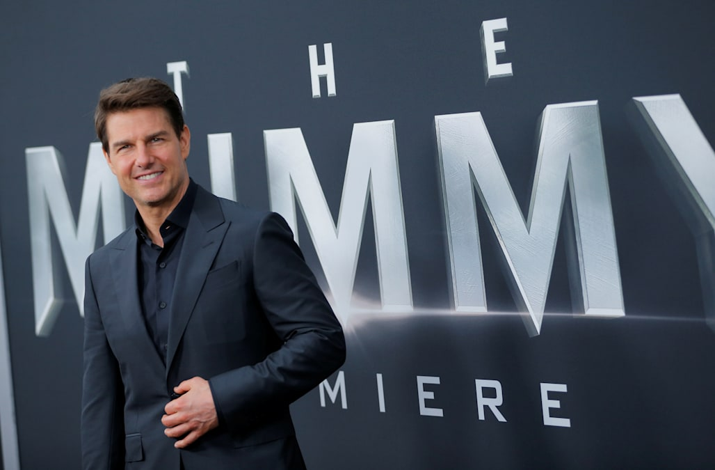 Tom Cruise net worth: His fortune passes half a billion ...