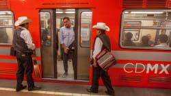 Rescate en el metro: policía evita posible