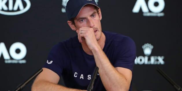 Andy Murray a annoncé ce 11 janvier à Melbourne sa décision de prendre sa retraite après Wimbledon.