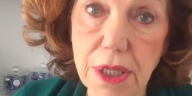 La mère de Gad Elmaleh passe un message en vidéo à Donald Trump