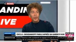 Placé sous contrôle judiciaire, Igor Bogdanoff nie le récit de son ex-copine qu'il pense