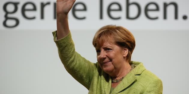 Merkel está em campanha para conquistar o quatro mandato de chefe de governo.
