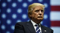 Trump dénonce «les histoires inventées» des femmes qui