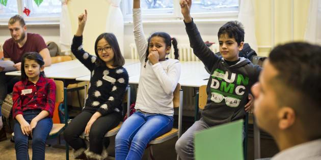 Pour prouver la capacité d'accueil et d'intégration de la France, accueillons un migrant dans chaque classe!