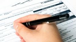 Déclarations de revenus: plus qu'une semaine avant de s'exposer à des