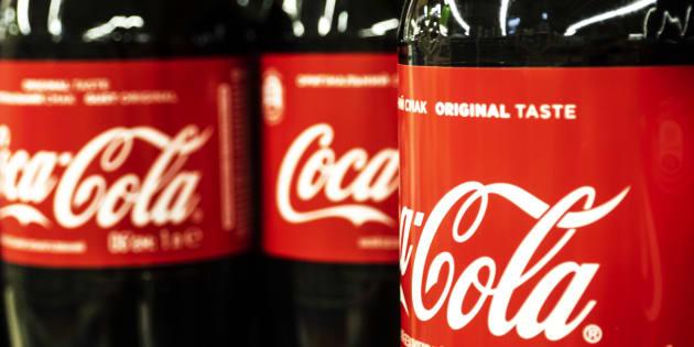 Le soda français Tropico racheté par Coca-Cola.