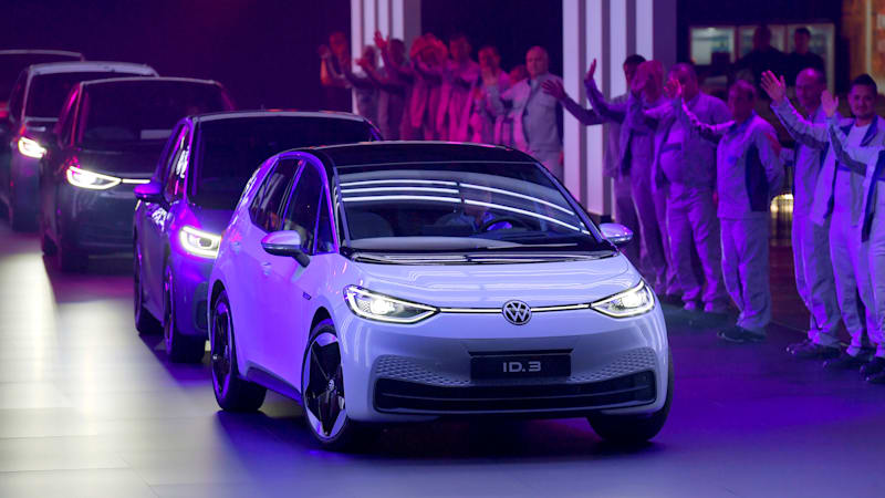 VW electric cars create V2G business opportunities