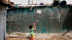 32 años en chozas: la vida en un campamento del terremoto de