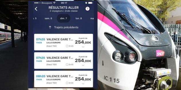 Tollé sur le net contre la SNCF et ses promotions de Noël